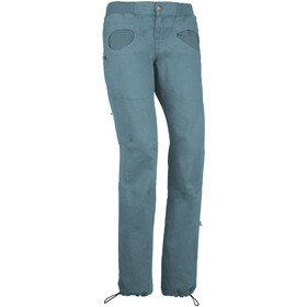 E9 Onda Slim 2 Trousers Women, dust